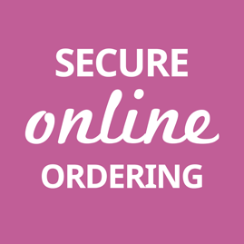 Secure online ordering flowers to Exeter